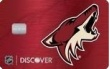 arizona coyotes credit card