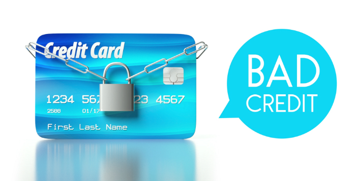 Getting a credit card with bad credit card bad credit reheart Gallery