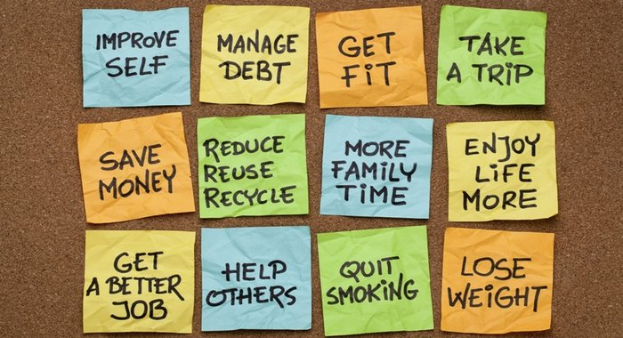 Psychology Of New Years Resolutions