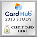 CardHub-2013-Credit-Card-Debt-Study