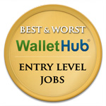 Wallet Hub 2014 Best Worst Entry Level Jobs