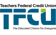 teachers federal credit union checking account