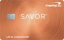 capital one savor credit card