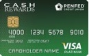 Pentagon Federal Credit Union Platinum Cash Rewards Credit Card
