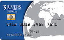 3rivers federal credit union platinum credit card