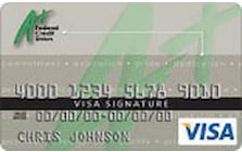 a plus federal credit union bonus rewards credit card