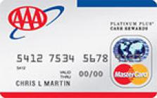 aaa rewards credit card