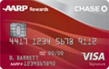 aarp rewards credit card