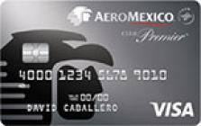 aeromexico visa secured credit card