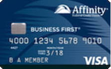 affinity federal credit union business credit card