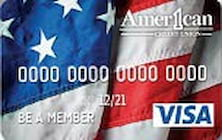 american 1 credit union fixed rate visa rewards credit card