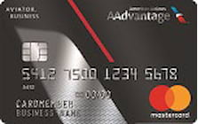 american airlines aadvantage business credit card