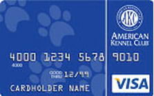 american kennel club credit card