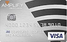 amplify credit union visa platinum card