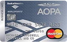 aopa business credit card