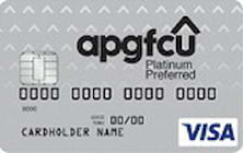 apgfcu visa platinum credit card