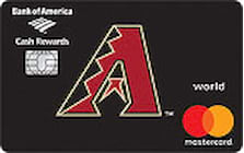 arizona diamondbacks credit card