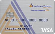 arizona federal credit union visa platinum credit card