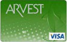 arvest bank visa or mastercard classic credit card