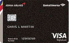 asiana credit card