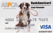 aspca credit card
