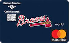 atlanta braves credit card
