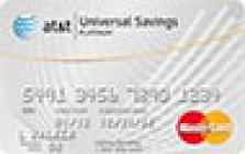 att universal savings platinum credit card