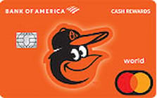 baltimore orioles credit card
