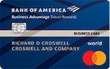 bank of america business advantage travel rewards