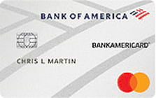 bank of america students credit card
