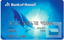 bank of hawaii american express with mybankoh rewards credit card