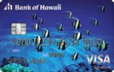 bank of hawaii visa signature credit card