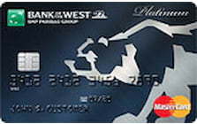 bank of the west platinum credit card