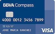 bbva compass clearpoints visa credit card