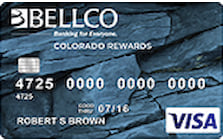 bellco credit union visa platinum colorado rewards credit card