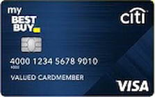best buy credit card