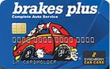 brakes plus credit card