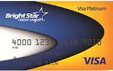 brightstar credit union platinum secured credit card