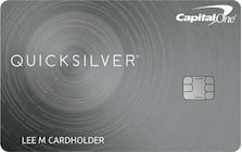 capital one quicksilver