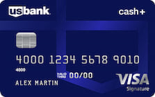 cash plus credit card