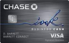 chase ink cash