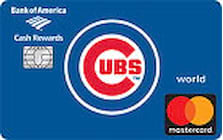 chicago cubs credit card