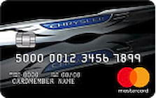 chrysler credit card