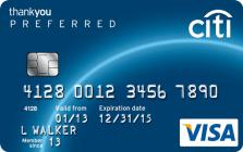 citi preferred credit card