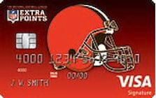 cleveland browns credit card