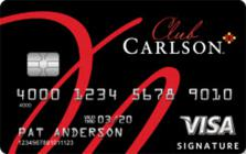club carlson premier credit card