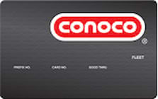conoco fleet card
