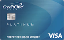 credit one credit card
