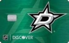 dallas stars credit card