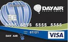 day air credit union platinum rewards credit card